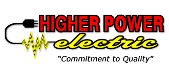 Higher Power Electric Logo