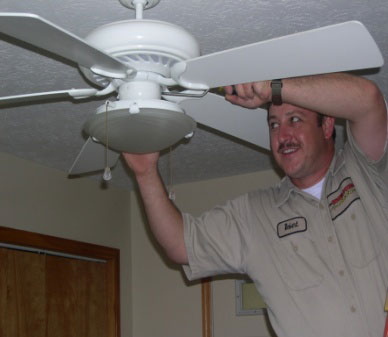 Ceiling Fans from Higher Power Electric
