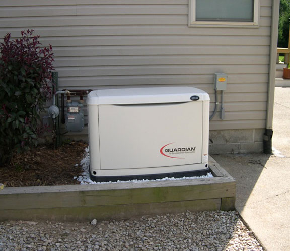 After Generator Install by Higher Power Electric