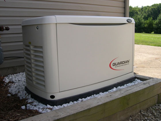 Home Standby Generators from Higher Power Electric Columbus OH